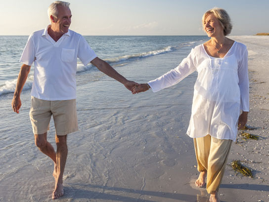 Life begins at 60: Get a new perspective on senior dating